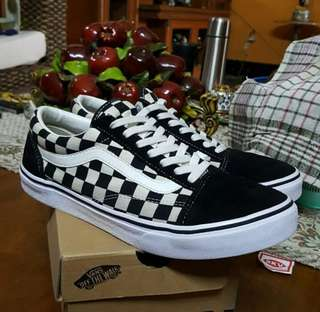 "Vans Oldskool V36cl ""Japan Market"" checkerboard"