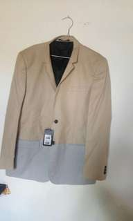 Jas pria Blazer MOC new never been used