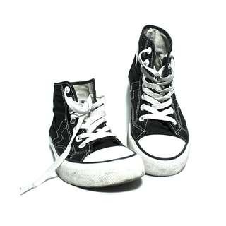 Saint Barkley - Portee Classy Black ( Black & White / Canvas )