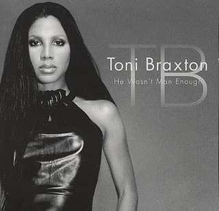 Toni Braxton - He Wasn't Man Enough (CD Single)