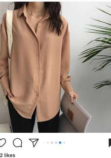 Brown Top from Ohmeinmelon