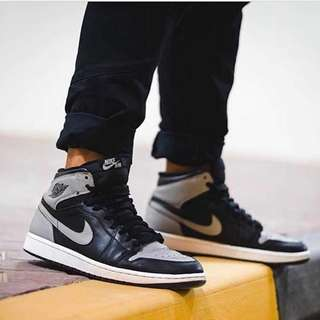 NIKE AIR JORDAN 1 SHADOW PACK