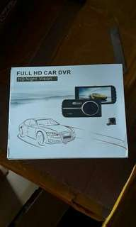 Vehicle Blackbox DVR night vision