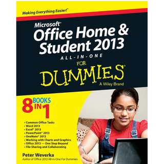 Microsoft-Office 2013 Dummies