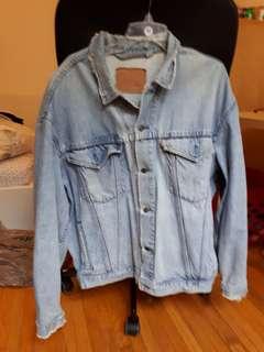 Levis Vintage Jean Jacket