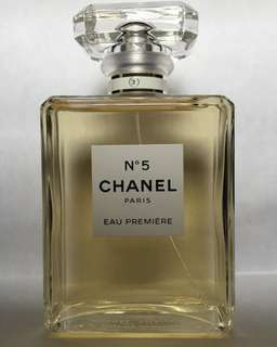 Chanel no.5 eau premiere eau de parfum spray new tester no box