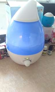 Humidifier 6 in 1 ( 2.5 Liter)