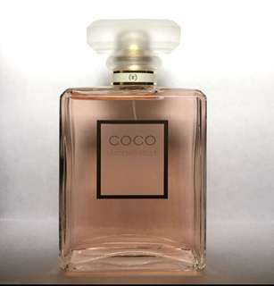 Chanel coco Mademoiselle eau de parfum tester 100ml new no box