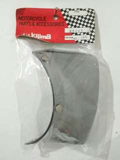 NOS TK 3 Snap Botton Helmet Visor