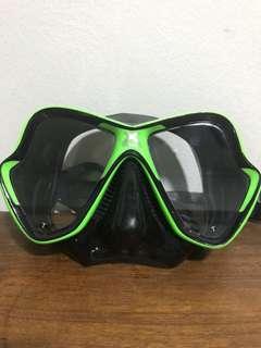 Snorkel Mask Scuba Diving