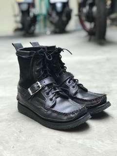 Sepatu boots yuketen made usa