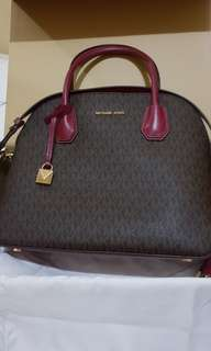 Tas michael kors signature original limited