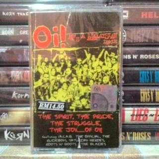 Oi! It's A Malaysian League (kaset)