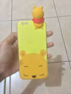 Pooh Softcase Iphone 6