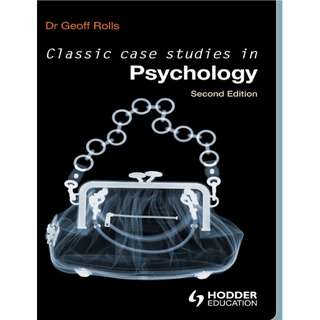 Classic Case Studies in Psychology 2nd edition