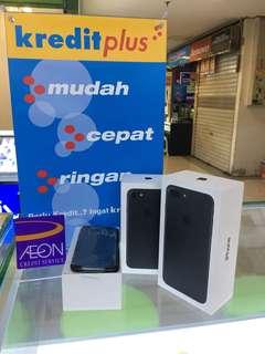 Iphone 7 plus kredit aeon/ kredit plus