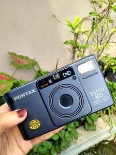 PENTAX ESPIO 80 (35-80mm) 90% MULUS