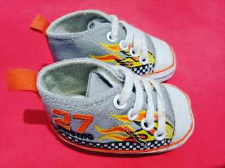 Cars Shoes for Baby boy 0-3 mos