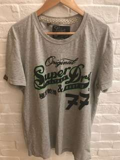 Authentic SuperDry Limited Editor Men's tee