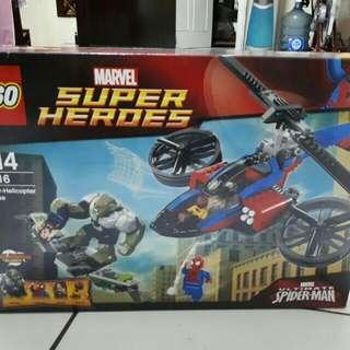 LEGO MARVEL SUPER HEROES 76016