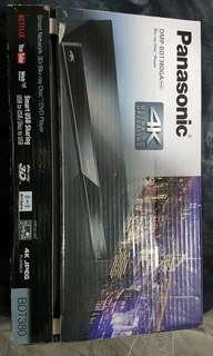 Panasonic 4k ultra HD blu-ray player