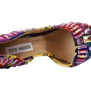 Steve Madden Galactik Jewelled Flat shoes
