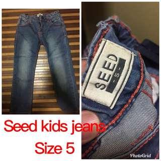 Seluar jeans & khaki utk kanak2 (Preloved)