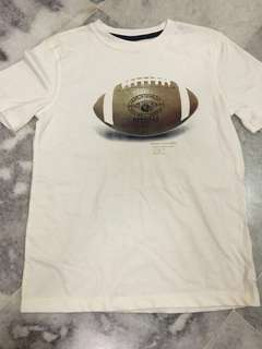 GAP KIDS white football 10/11 years old