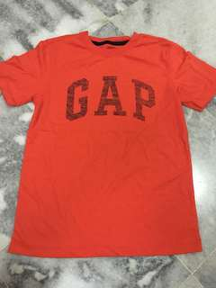 GAP KIDS orange 8/9 years old