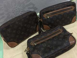Louis Vuitton Men Clutch