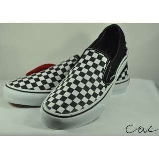 Vans Slip On Checkerboard BBW Premium 1:1
