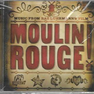 MY CD - MOULIN ROUGE / FREE DELIVERY.(BOX C)