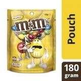 M&M's Peanut Chocolate 180g