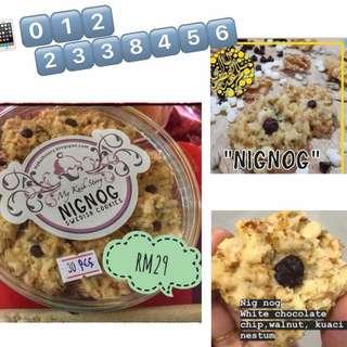 Cookies Raya Nig Nog