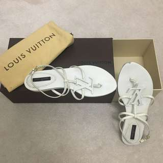 Original Louis Vuitton Honolulu Flat Sandals