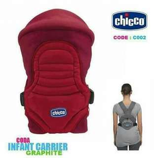 Chicco Soft and Dream Baby Carrier - RED