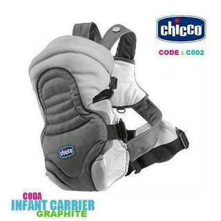 Chicco Soft and Dream Baby Carrier - GRAY