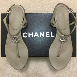 Original Chanel Sandals