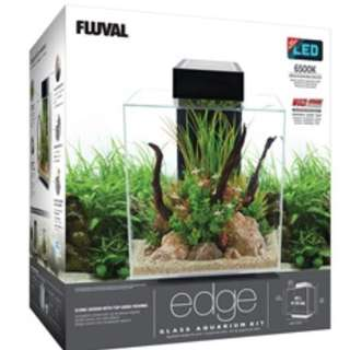 BNIB Fluval EDGE Aquarium Kit - 46 L