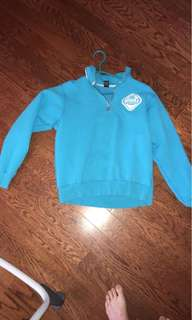 Bear wear quarter zip