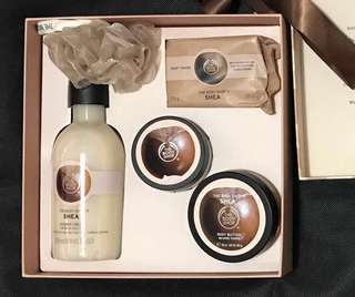 The Body Shop Shea Gift Set