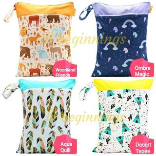 Wet Bag / Diaper Bag