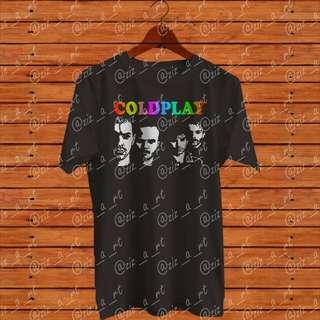 Kaos Coldplay