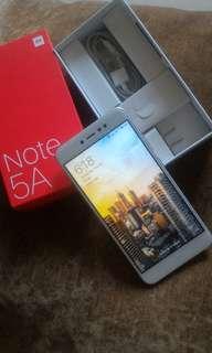 Xiaomi Redmi Note 5a Prime (Gold) 3GB RAM 32 GB ROM