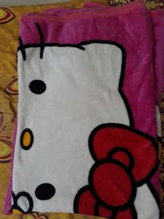 Selimut Hello Kitty