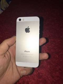 Jual iphone 5s second 32 gb