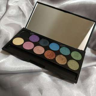 Sleek i-Divine Shimmer Eyeshadow Palette Original