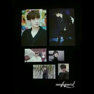 Sunggyu Fansite Goods