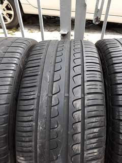 PIRELLI Used Tyre 215/45/17 85% Like New