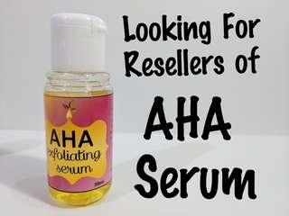 AHA Exfoliating Serum